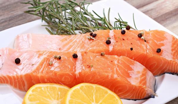 Pavé de saumon Bio